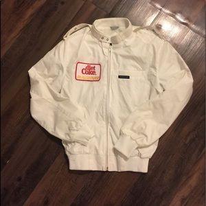 Vintage Members Only Diet Coke Racing Jacket